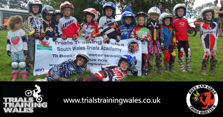 Trials Training Wales