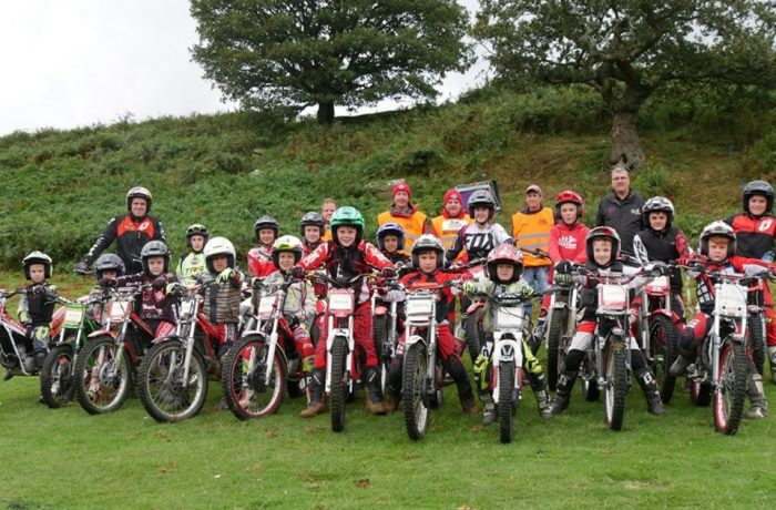 Dougie Lampkin Training Day